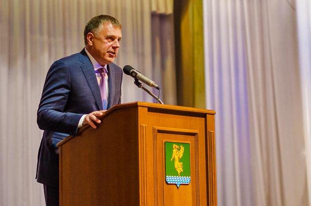 Сергей Петров. Автор фото -- Илья Татарников
