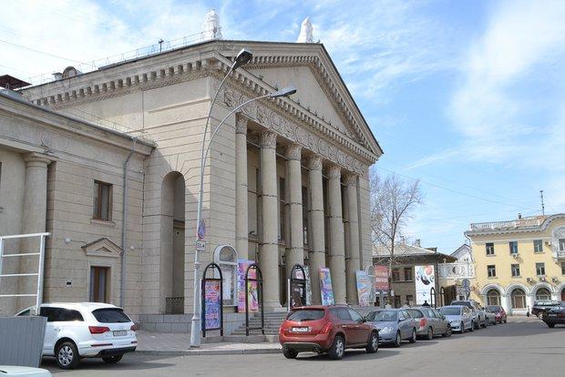 Ангарск. Автор фото -- Елена Алексеева