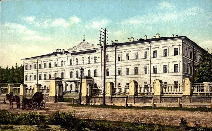 Изображение из фондов Музея истории города Иркутска