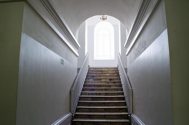 Парадная лестница. Автор фото — Илья Татарников