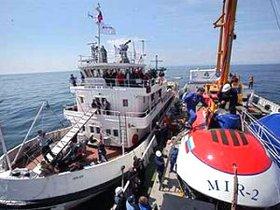 Итоги экспедиции «Миров» на Байкале подводят в Монако
