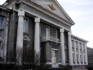 Здание ИВВАИУ. Фото ИВВАИУ.ру.