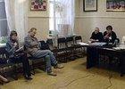 Пресс-конференция с организаторами фестиваля. Фото АС Байкал ТВ.