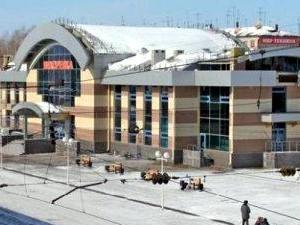 Вокзал станции Вихоревка. Фото ВСЖД.