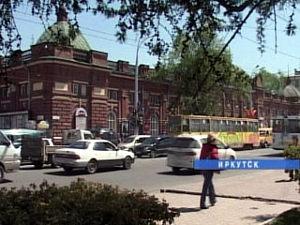 Улица Ленина, Иркутск. Фото из архива Вести-Иркутск.