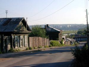 Улица Кожова в Иркутске. Фото Baikalarea.ru.
