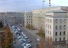Здание Правительства Иркутской области. Фото АС Байкал ТВ.
