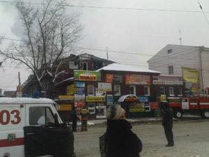 Улица Тимирязева. Фото Владимира Смирнова.