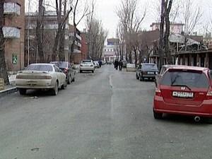 Улица Богдана Хмельницкого. Фото из архива АС Байкал ТВ.