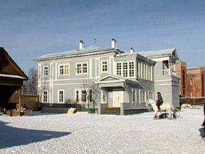 Дом-музей Волконских. Фото из архива АС Байкал ТВ.