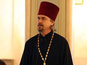 Священник Владимир Вигилянский. Фото с сайта Newsru.com.