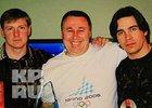 Александр Зубков, Павел Колоедов и Альберт Демченко. Фото КП-Иркутск.