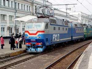 Ж/д состав на вокзале в Иркутске. Фото с сайта АиФ-Иркутск.