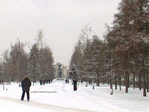 Зимний Иркутск. Фото из архива АС Байкал ТВ.