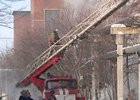 Пожар на «СУАЛ-ПМ». Фото пресс-службы МЧС по Иркутской области.