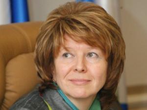 Людмила Берлина. Фото с сайта www.irk.gov.ru.