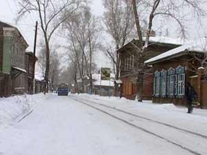 Исторический квартал Иркутска. Фото из архива АС Байкал ТВ.