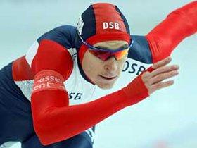 Евгений Лаленков стал 11-м на Олимпиаде в Ванкувере