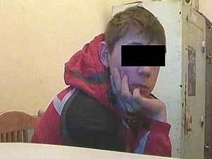 Подозреваемый в серии поджогов. Фото с сайта www.guvd38.ru.
