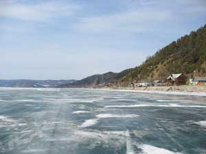 Озеро Байкал. Фото с сайта venividi.ru.