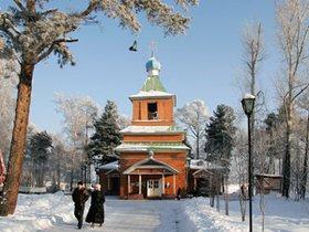 Новый водовод к храму Михаила Архангела построят в Иркутске