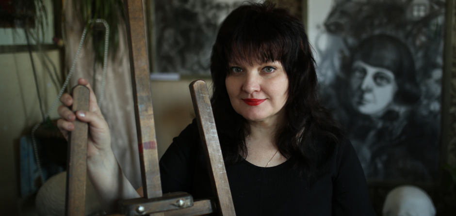 Яна Лисицина. Автор фото — Регина Ступурайте