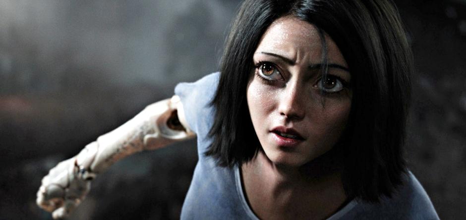 Кадр из фильма «Алита: Боевой ангел». Фото с сайта www.kinopoisk.ru