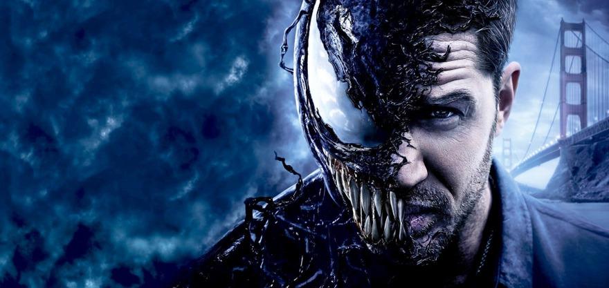 Постер фильма «Веном». Изображение с сайта www.kinopoisk.ru