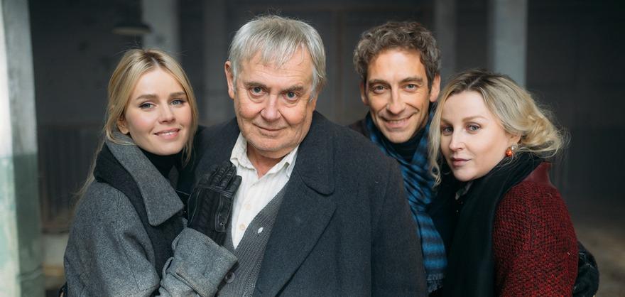Актёры сериала «Вампиры средней полосы». Фото с сайта Kinopoisk.ru
