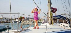 Семейные экскурсии этих выходных: яхт-клуб, мотошкола и спецтехника