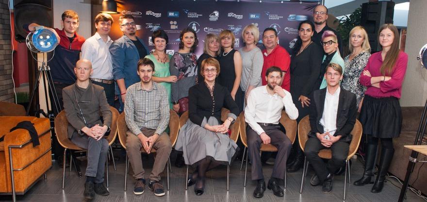 Команда Первого Байкальского фестиваля регионального кино. Автор фото — Дмитрий Шубин