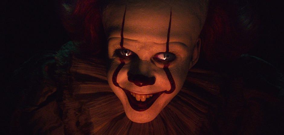 Клоун Пеннивайз. Фото с сайта Youtube.com