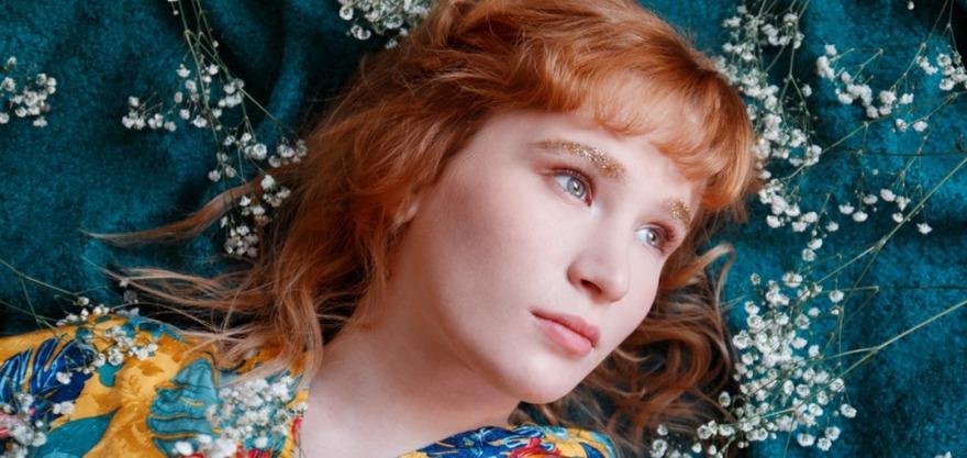 Певица Монеточка. Фото с сайта www.vipkassa.ru