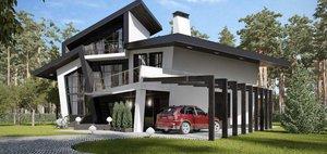 Проект дома — деньги на ветер или экономия?