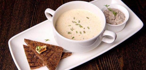 Рецепты грибных блюд от иркутских поваров