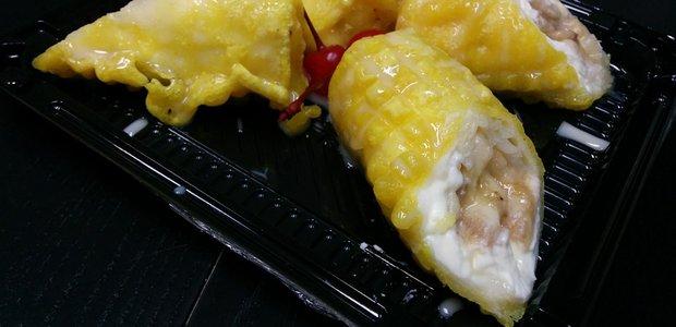 Доставка обеда от «Тенно Суши»: опять суши?!