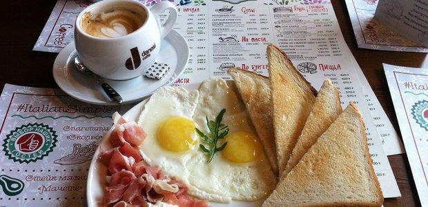 Завтраки в Иркутске. Часть первая