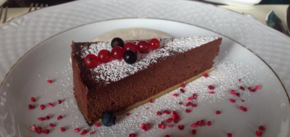 Обзор шоколадных десертов