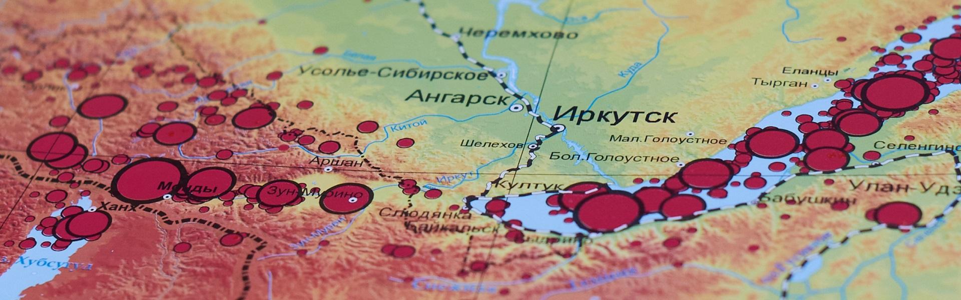 Землетрясения в Иркутской области. Почему так часто, и будут ли еще?