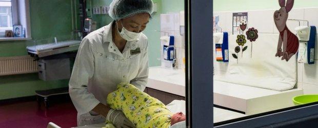 Как работает городской роддом в условиях пандемии