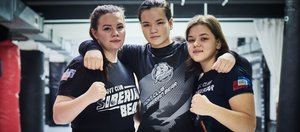Истории девушек-бойцов: как пришли в спорт и что нужно для победы