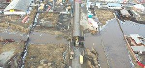 Взять воду под контроль. Как в Иркутском районе борются с паводком