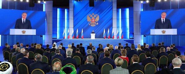 Политики Иркутской области о речи Путина 21апреля