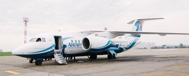 Почему в Иркутской области перестали летать Ан-148