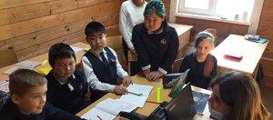 Где сейчас учатся дети из сгоревшей школы в Большом Голоустном