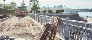В 2022 году на Нижней набережной высадят аллею тополей