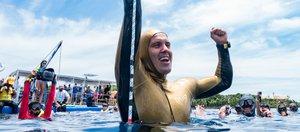 Фридайвер Алексей Молчанов едет на Байкал за рекордом: спортсмен намерен погрузиться на 80 метров