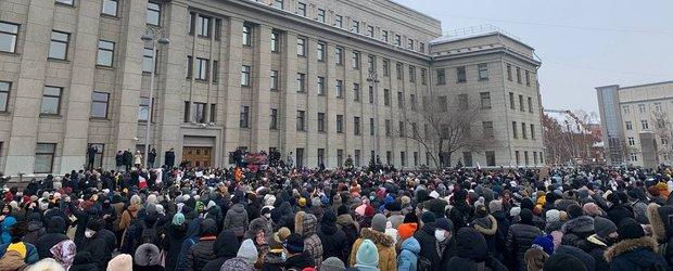 Иркутский протест 23 января: эффект наблюдателя
