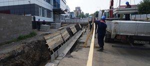 Масштабные работы на Красноярской: от замены теплосетей до благоустройства улицы