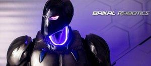 Иркутянин создает в гараже роботов из будущего
